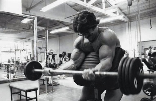 allenamento heavy duty di Mike Mentzer