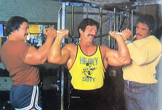Mike Mentzer e Bodybuilding
