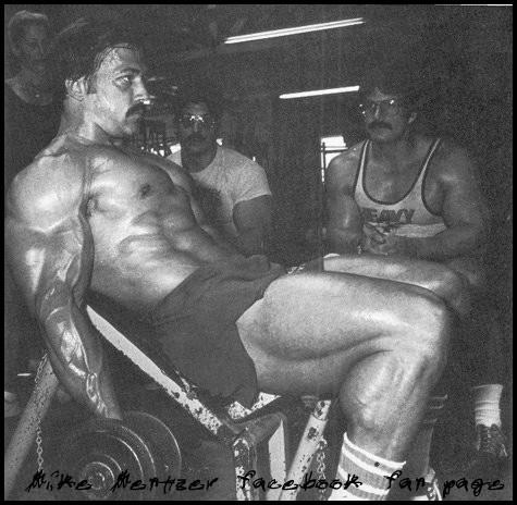 Mike Mentzer in palestra