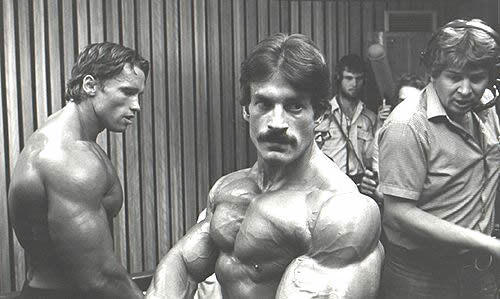 Mr. Heavy Duty - mike mentzer