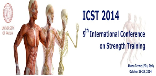 Riflessioni sulla ICST - 9Th International Conference On Strength Training