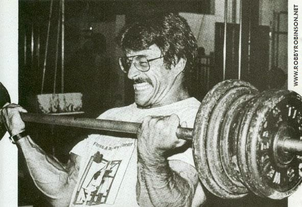 mike mentzer heavy duty