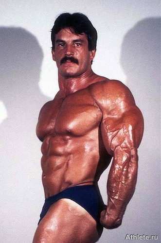 mike mentzer heavy duty 3